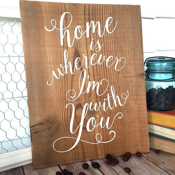Home Is Wherever I M With You Wood Sign Home Decor: 15 Best Corral Boards Images On Pinterest