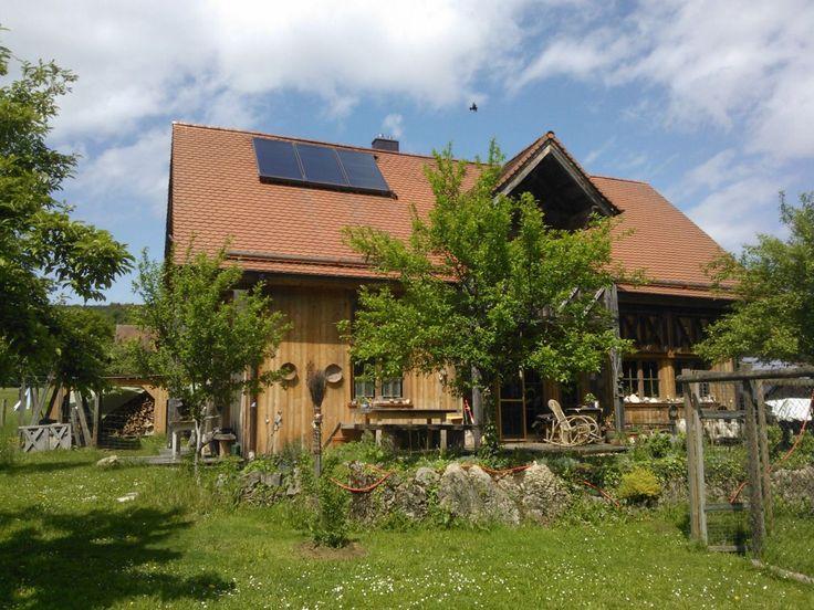 Ferienwohnung Mayer Holzhaus, Altmühltal - Frau Christa Kottmayr