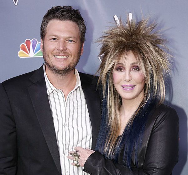 Exclusive: Cher Will Mentor Team Blake on 'The Voice'!