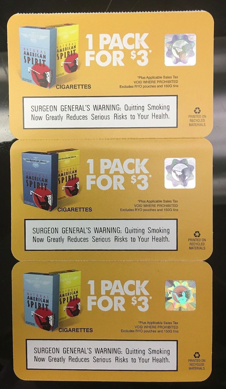It's just a photo of Versatile Free Pack of Cigarettes Printable Coupon