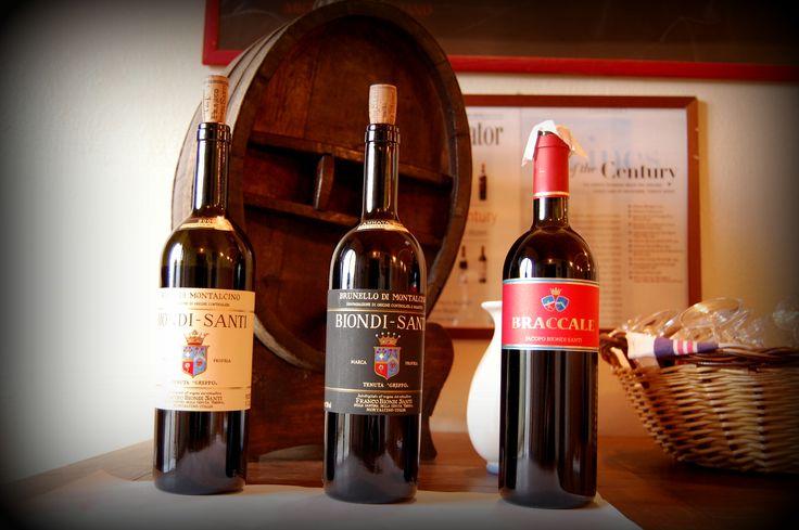 wine tasting, Biondi Santi #Montalcino