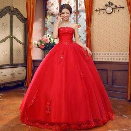 Vestido rojo guess 2015 kawasaki