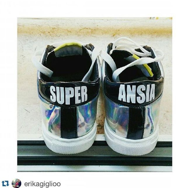 SUPER ANSIA #shopart #look #new #collection #adorage #style #fallwinter15 #collection #newyork #woman #shopartonline #shopartmania #supershoes