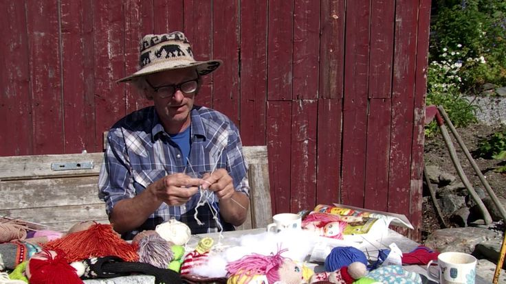 How to knit a doll - PART 3 - by ARNE&CARLOS