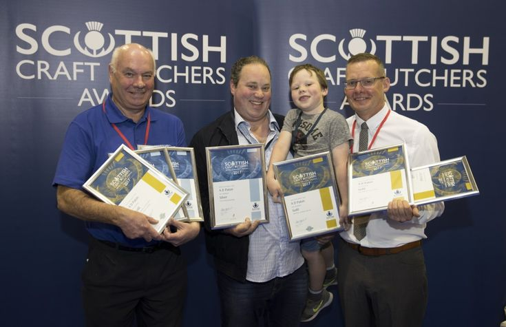 Exotic offerings such as delicious crocodile and tasty wild boar products have helped secure Largs butcher A D Paton a wealth of Gold and Silver…