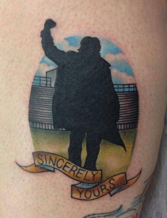 Breakfast Club #tattoo by Eddie Lou.