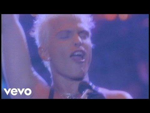 Billy Idol - Mony Mony (Live) - YouTube