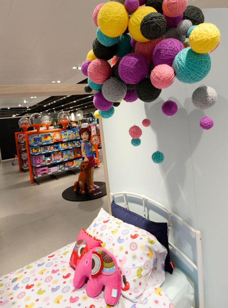A look inside the new John Lewis store in Birmingham.