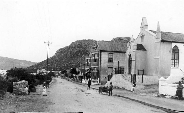 Kalk Bay main rd. Cape Town. Circa ?