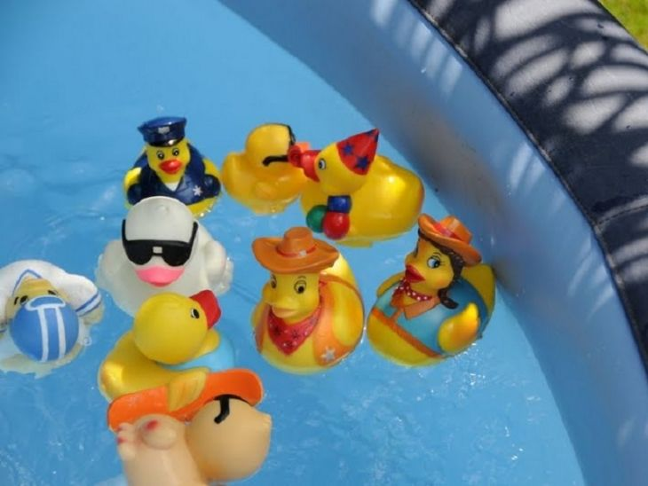 Softub zábava pro Vaše děti #softub #virivka #fun  Více na: http://www.softub-spa.cz/eshop/item/Kachnicka-Softub