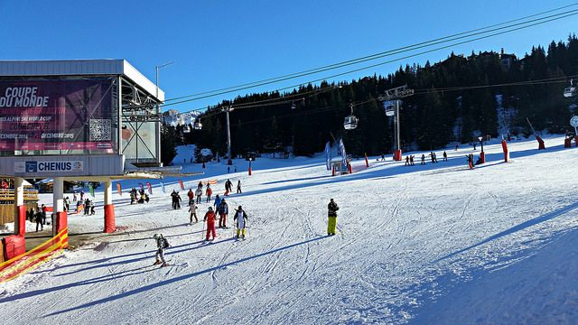 Itinerary: 4 Days/3 Nights in Courchevel with Crystal Ski