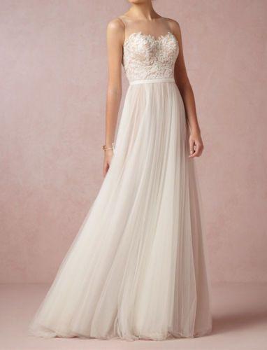 2015-New-sexy-backless-white-ivory-beach-bridal-wedding-dress-custom-size-2-18