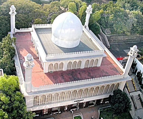 Kowloon Masjid and Islamic Centre, Hong Kong, China