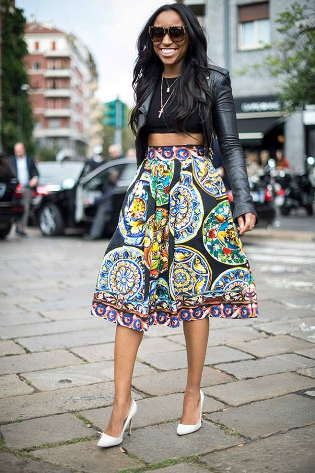 Pin De Carolina Cataldo En Looks I Love Pinterest Falda Estilismos Y Cielo