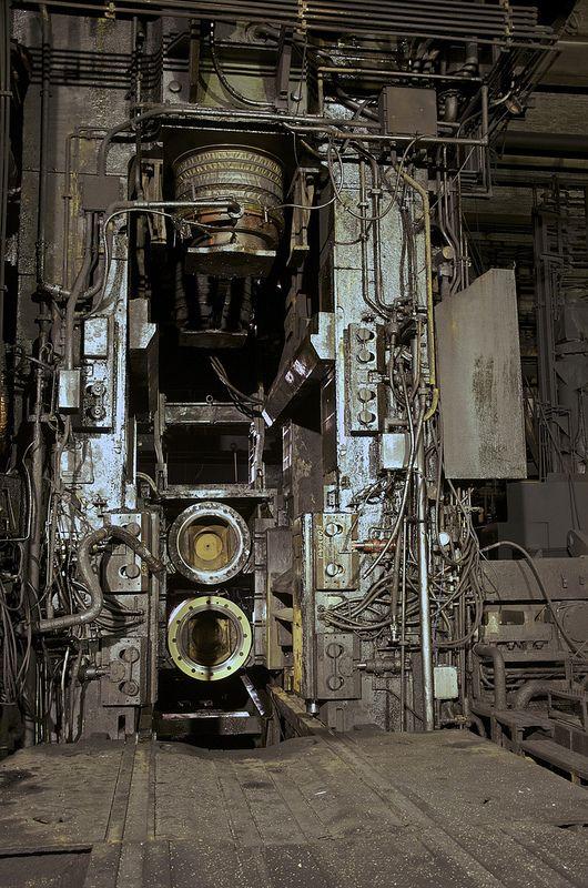 Ravens Peak Steel Mill | Flickr - Photo Sharing!