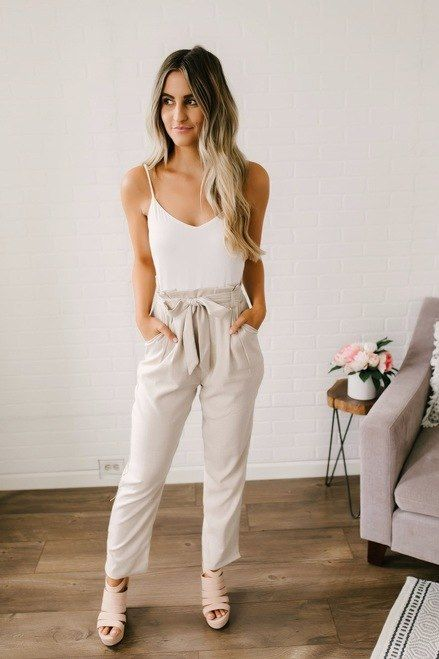 25ea090abc Very me-Love this-Escape to the Cape Jumpsuit - White Taupe ...