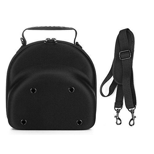 Hat carrier case 2 caps box organizer for travel baseball...