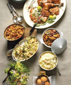 Get Thanksgiving potluck recipes, planning tips, and more solutions for a trouble-free holiday.