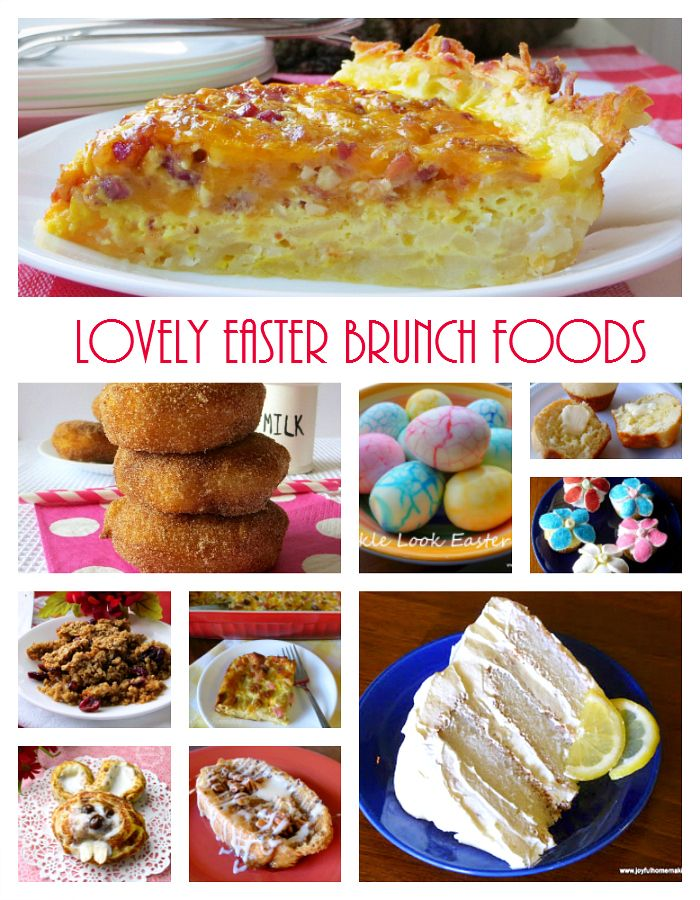 Easter is often a time when families get together, and I was thinking about a few past posts that might be helpful if you will be entertaining.  Super delicious baked eggs, ham and cheese casserole, great for a brunch.   Quiche with a hash brown crust, another great brunch recipe.  Icebox lemon angel food cake …