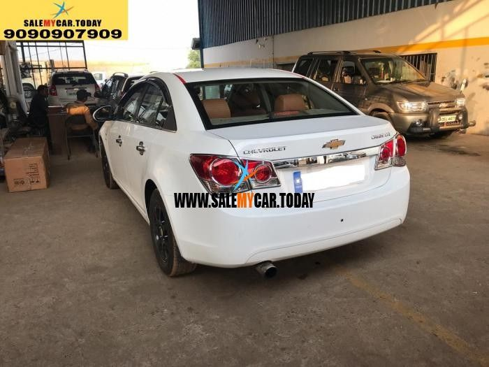 Salemycar Today Used Chevrolet Cruze For Sale In Bhubaneswar