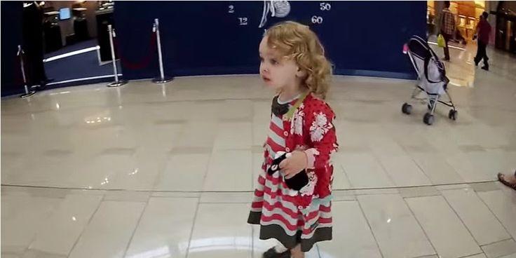 SHAMPOO MADU KUTU RAMBUT: Gadis Kecil Non-Muslim Ini Kagum Saat Mendengar Ad...