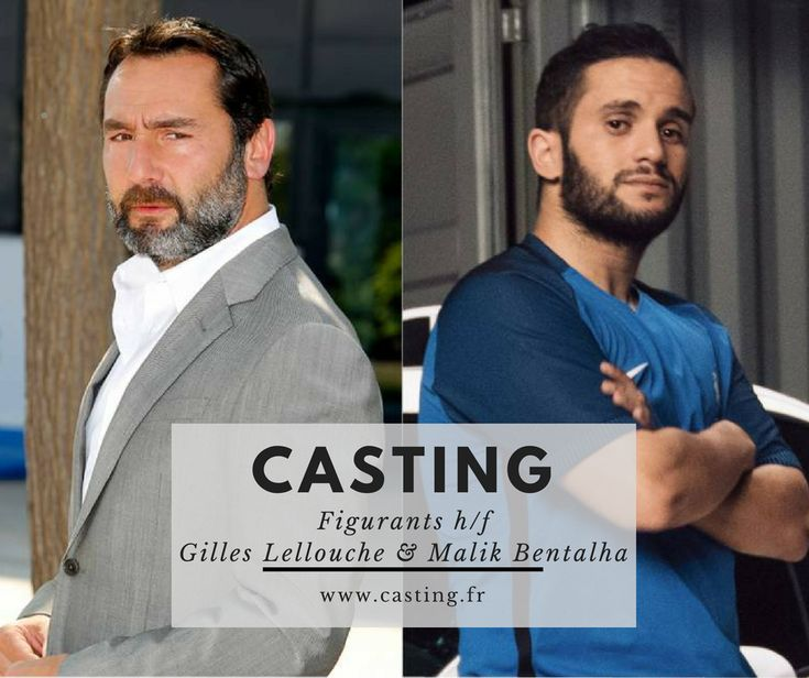 Casting de figurants h/f pour le film de Zone France avec Malik Bentalha et Gilles Lellouche