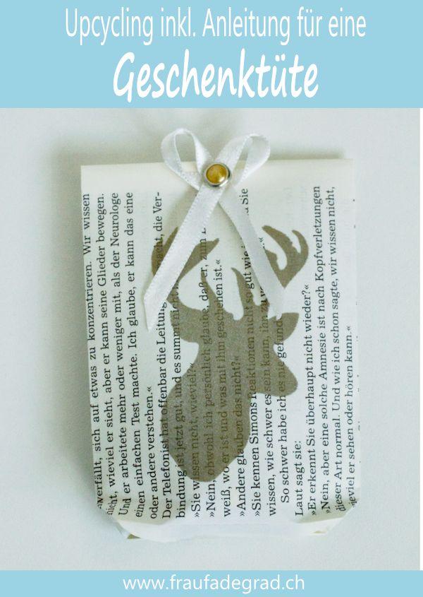68 best Geschenke verpacken nachhaltig DIY images on Pinterest ...