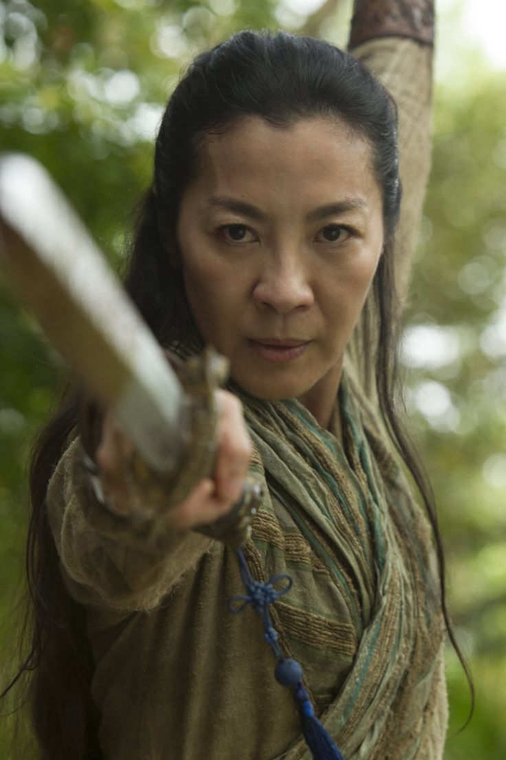 Michelle Yeoh as Lotus (Marco Polo)