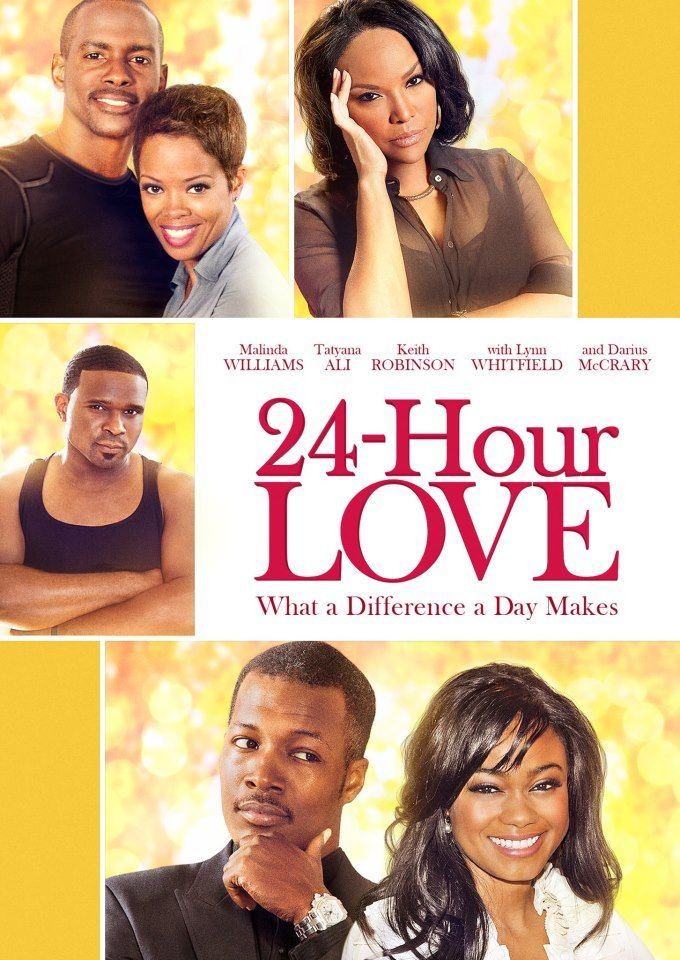 """The all-star cast (Malinda Williams, Tatyana Ali, Keith Robinson, Lynn Whitfield and Darius McCrary) will take you through the good, the bad and the ugly of the many faces of love""""."""