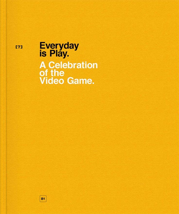 Every Day is Play - A #book project to celebrate #videoGames, by @Matthew Addonizio D. Kenyon of @Matthew Addonizio Kenyon