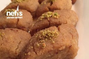 Bal Badem Tatlısı ( Ağızda Dağılan) – Nefis Yemek Tarifleri