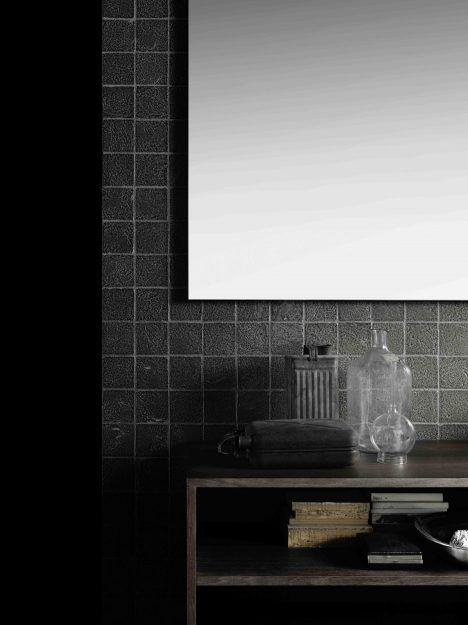 Italian architect Piero Lissoni has designed a series of customisable kitchen and bathroom systems for Italian brand Boffi
