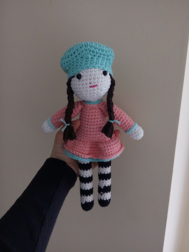 amigurumi, örgü oyuncak, pattern, crochet, tığişi, doll