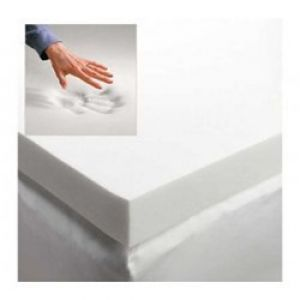 "Space Living 3"" Memory Foam Mattress Topper - Twin XL Mattress Pads"