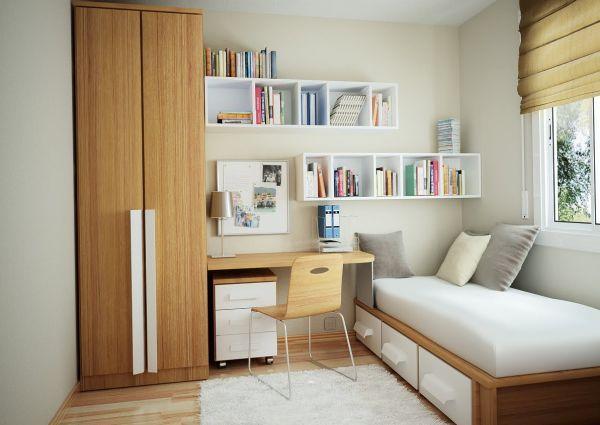 Decoração de Apartamento Pequeno | Menina de Atitude