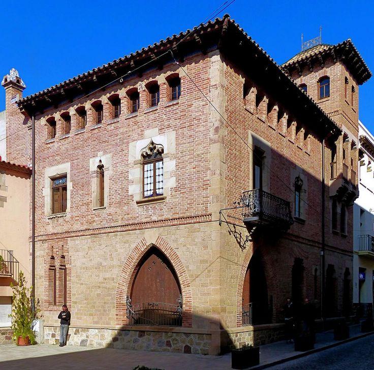 1000 images about la garriga on pinterest - Casa la garriga ...