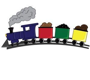 Pin By Katona Szilvia On Party Ideas Train Clipart Train Cartoon Free Clip Art