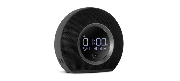 Waking up to a blaring horn sucks, which is why many people use ambient light alarm clocks that gradually get brighter to ease themselves into consciousness. Want to wake up to a calming light and the soothing voices of Morning Edition anchors? JBL's Horizon Bluetooth Clock has you covered.