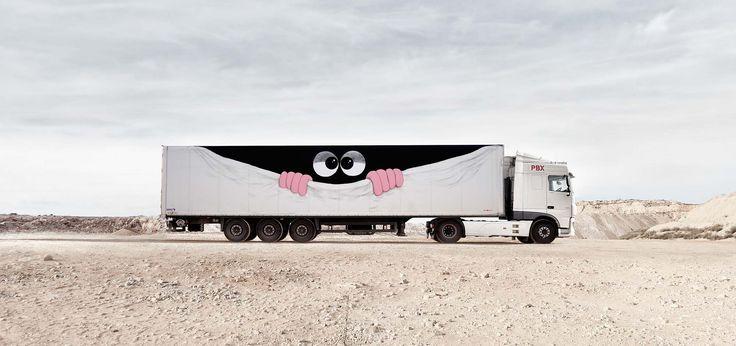 Javier Calleja | Truck Art Project