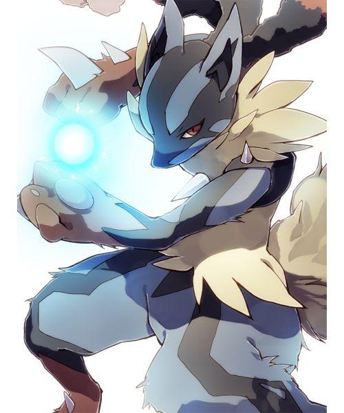Pokemon Ash X Lucario Fanfic Images | Pokemon Images