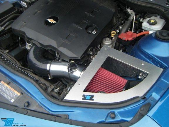 Camaro V6 Intake System in black or white