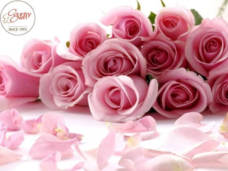 Anniversaries, birthdays, or just an ordinary day, you can always show your love ones how special they are by sending #flowerbouquets. To send, flowers online check out our website countryoven.com for all your #flowerdelivery needs.