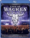 Live at Wacken 2013 [Blu-Ray Disc]