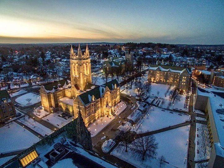 Boston College Requirements for Admission
