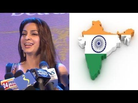 What Juhi Chawla wants to do for India. MUST WATCH !