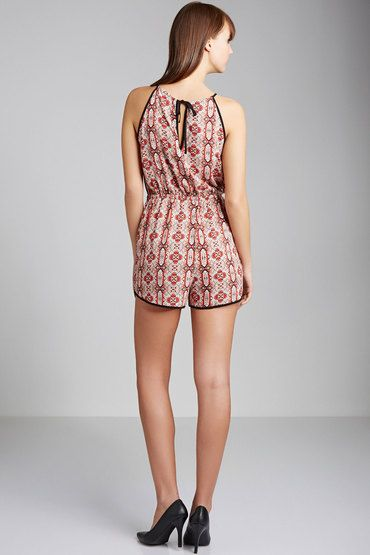 New Look WOW Pablo Print Playsuit Online | Shop The Brand Store