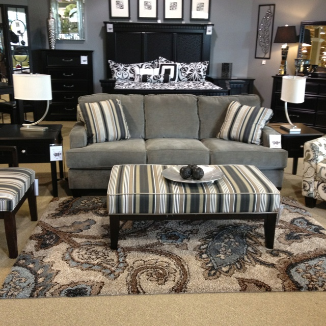 32 best images about living room on pinterest grey walls for Furniture hermiston or