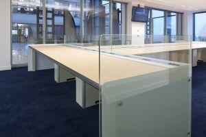 Minima Dealing Desk  #officefurniture #dealingdesk