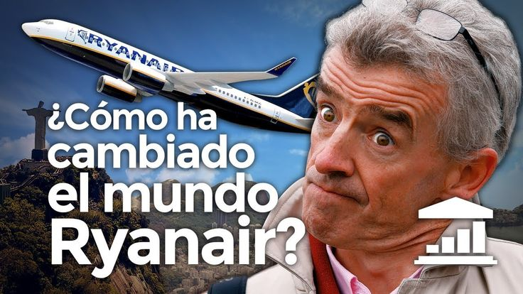 Por qué LATINOAMÉRICA necesita un RYANAIR? - VisualPolitik Ryanair es una de las empresas que más han cambiado la vida de muchas personas. Sin embargo a pesar de ello Ryanair también es una de las empresas más odiadas del mundo. Probablemente tenga mucho que ver en ello el controvertido carácter de su presidente Michael OLeary que ha sabido como nadie aprovechar la polémica para obtener publicad gratuita. En cualquier caso el modelo low cost de Ryanair ha conseguido multiplicar el número de…