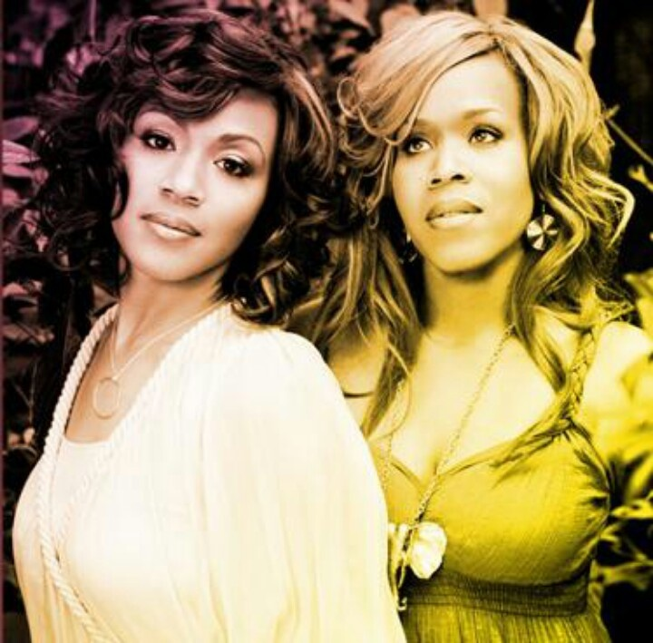 Erica Campbell of Mary Mary brings a litle Help to
